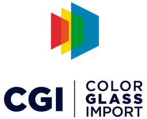 Color Glass Import logo